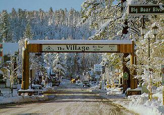 Antler 39 s lodge for Big bear village cabins